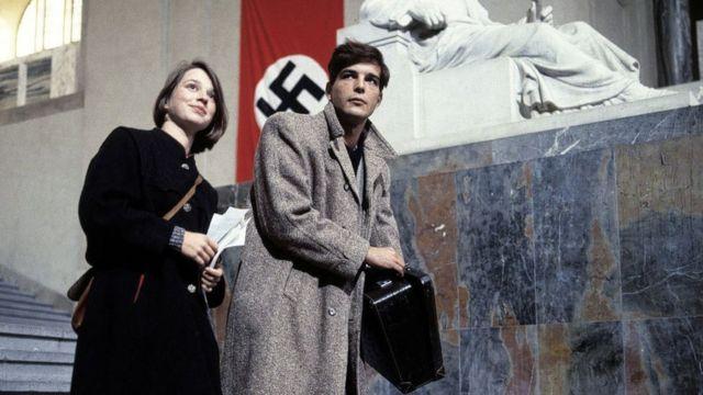 1982년 영화 '백장미'의 조피 숄
