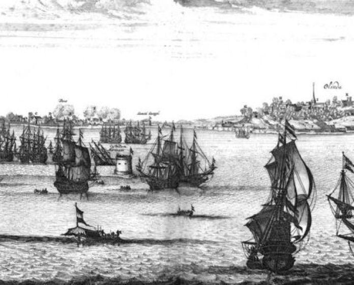 Cerco holandês a Olinda e ao Recife