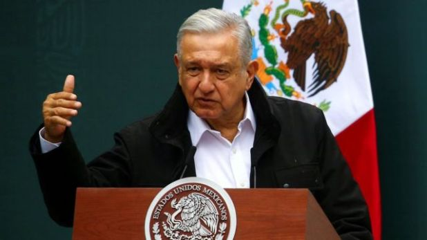 الرئيس المكسيكي لوبيز أوبرادور