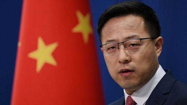چینی ترجمان دفتر خارجہ