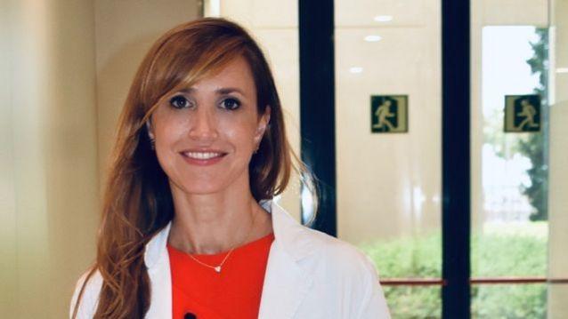 Médica Adriana Izquierdo Domínguez