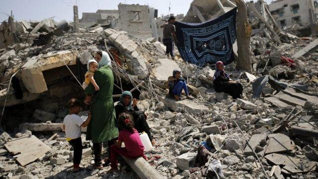 Газа сектор