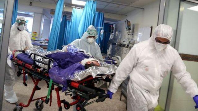 إيران هي الدولة الأكثر تضرراً في الشرق الأوسط جراء فيروس كورونا.