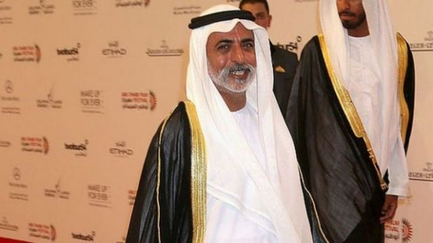 وزير التسامح الإماراتي الشيخ نهيان بن مبارك آل نهيان