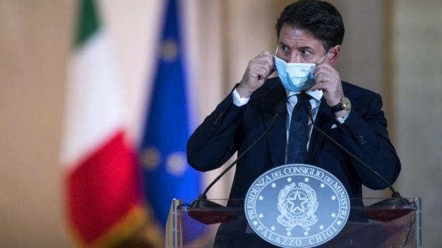 주세페 콘테 이탈리아 총리