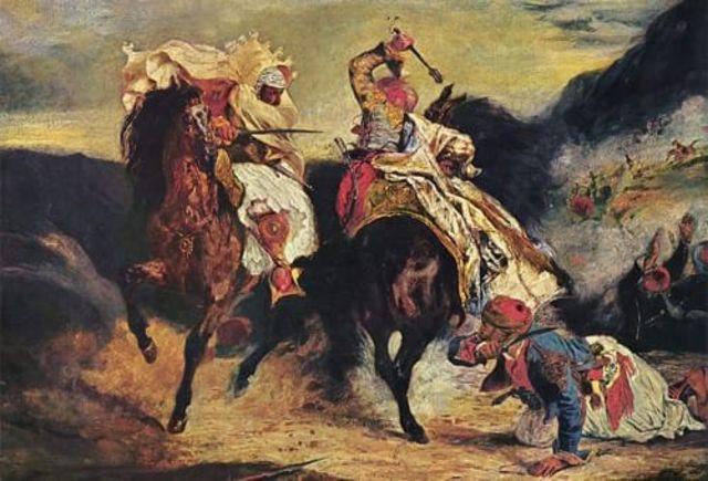 1824'te ikinci iç savaş