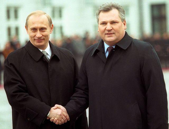 Олександр Кваснєвський не вважає, що Путін шукає приводу для військового втручання в Білорусі