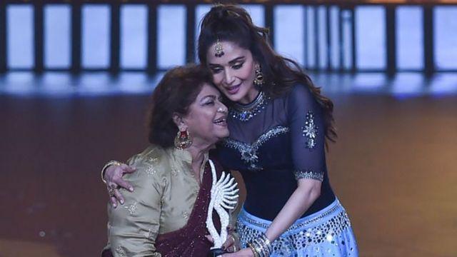 Saroj Khan iyo Madhuri