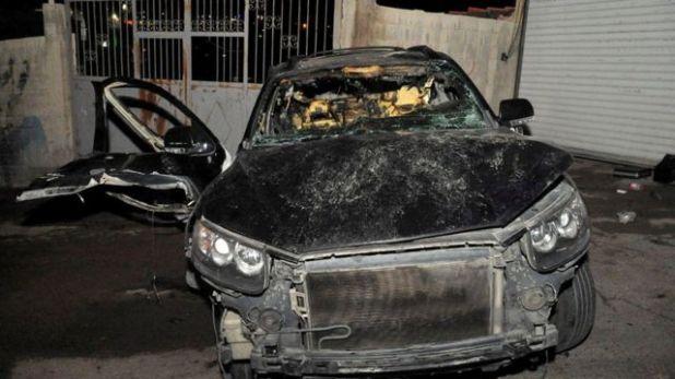 قتل الأفيوني بتفجير عبوة ناسفة زرعت في سيارته