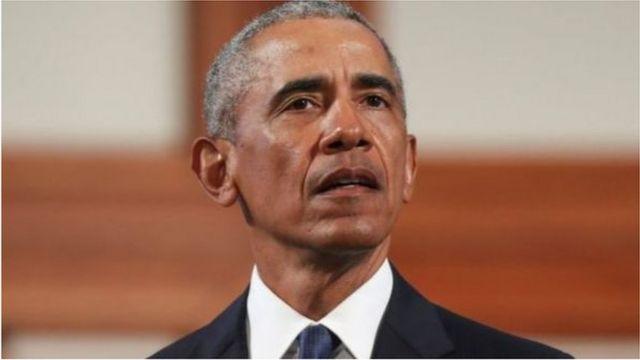 2020美國大選:奧巴馬嚴厲抨擊特朗普把總統工作當「電視真人秀」 - BBC News 中文