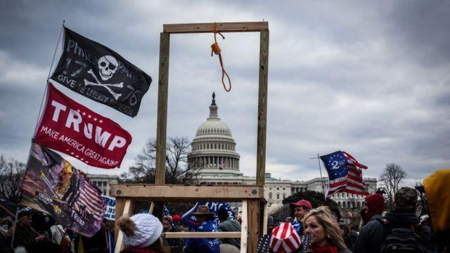 Events storming Congress