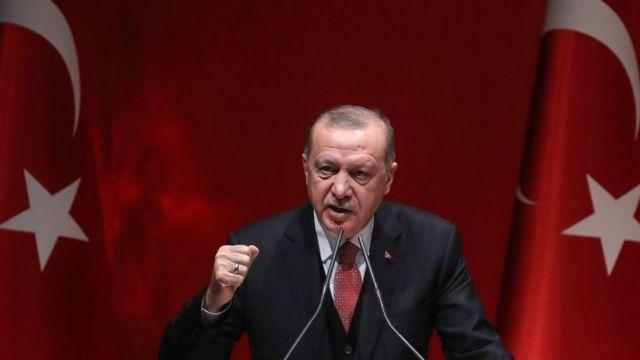 Erdogan.