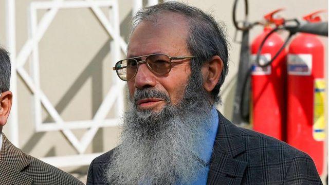 Saeed Sheikh, father of Ahmed Omar Saeed Sheikh