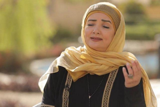 Vocalist Aida Al-Ayoubi