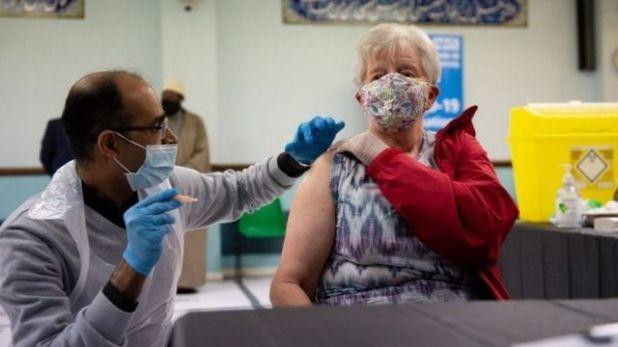 التطعيم في إنجلترا
