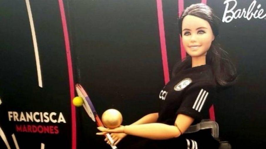 La muñeca de Barbie inspirada en Mardones