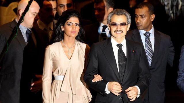 Suudi Arabistan'daki yolsuzluk suçlamalarının merkezinde bulunan Prens El  Velid bin Talal kim? - BBC News Türkçe