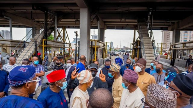 [Is there still curfew in Lagos?]