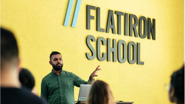 Flatiron School Course