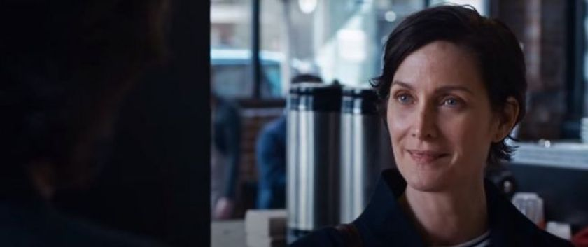 Carrie-Anne Moss in The Matrix Resurrections