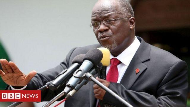 John Magufuli, madaxweynaha Tanzania