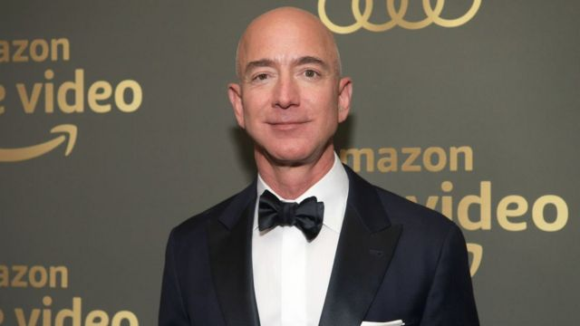 Jeff Bezos: Net worth of Amazon.com CEO and founder of di E-commerce company dey make pipo tok about di American business magnate
