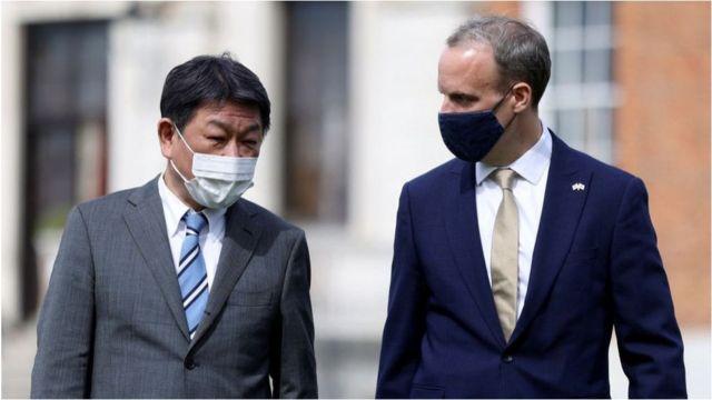 G7外长会议:英美就共同应对中俄挑战加强合作,要求北京遵守承诺 G7外长会议:英美就共同应对中俄挑战加强合作,要求北京遵守承诺