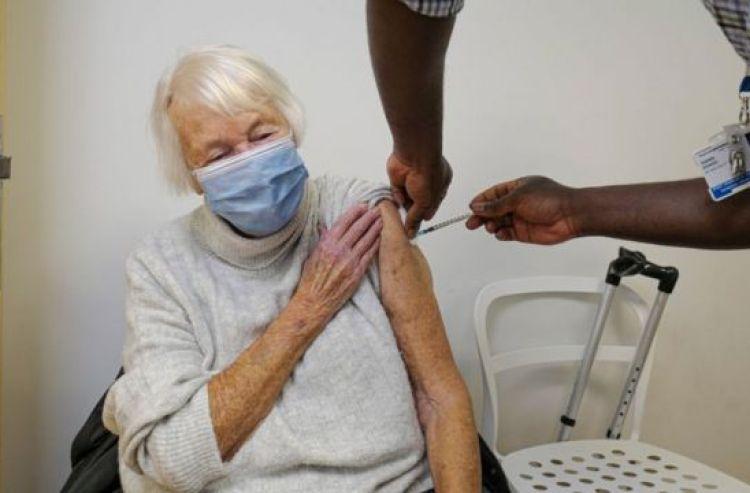 Vacunación contra la covid-19 en Reino Unido
