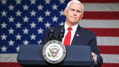 US VP Pence to attend Biden inauguration – Report