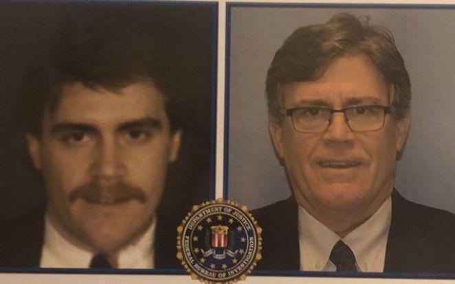 Frank Pellegrino 1987 ve 2020'de
