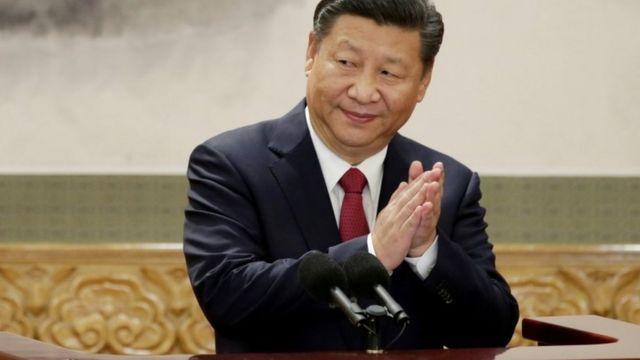 La histórica propuesta de China de permitir la reelección indefinida que  confirma el inmenso poder de Xi Jinping al frente de la segunda economía  del mundo - BBC News Mundo