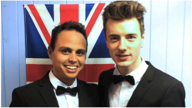 Image result for uk gay couples""