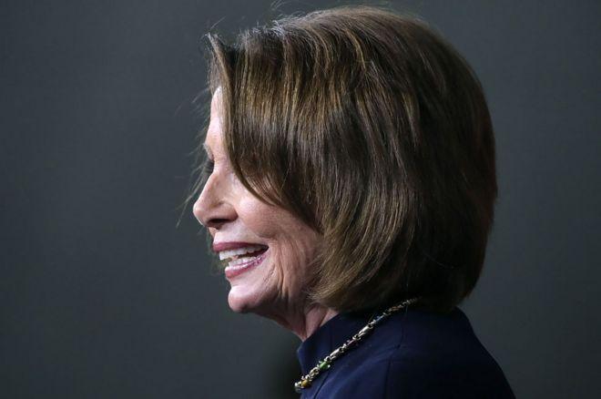 Nancy Pelosi in 2002