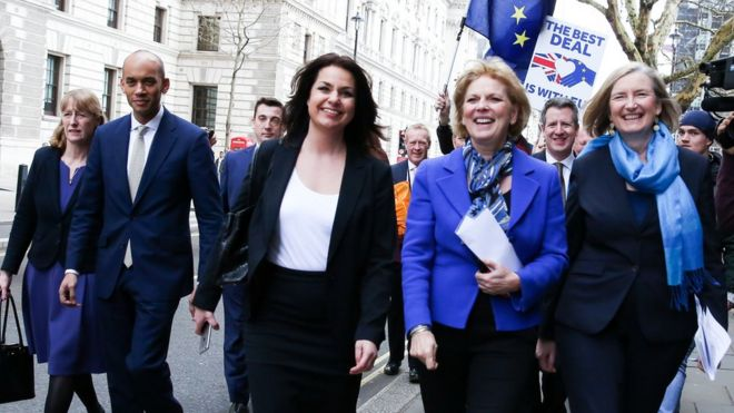 Labour and the Conservatives could face more resignations, with members of the new Independent Group saying they expect more MPs to join them.