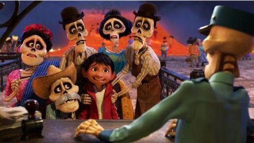 """Imagen de la película """"Coco"""" de Disney Pixar (Foto: Disney Pixar)"""