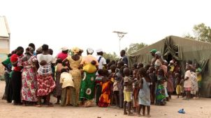 Image result for Boko Haram militants raid IDP camp in Banki, kill 11 persons