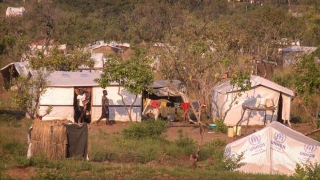 Campo de refugiados de Bidi Bidi