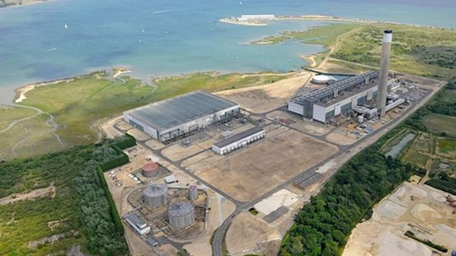 Image result for Fawley Power Station