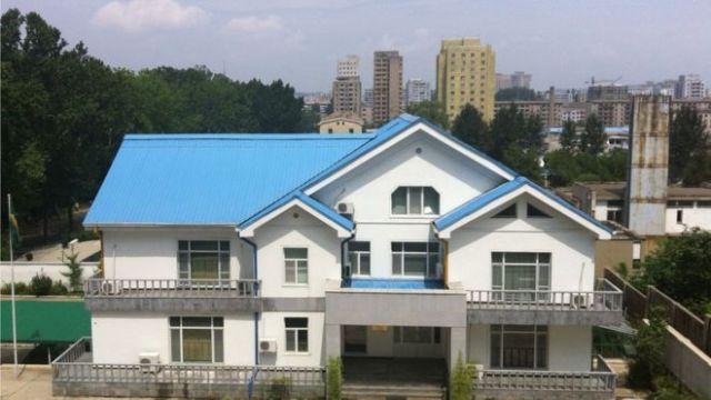 Embaixada do Brasil em Pyongyang