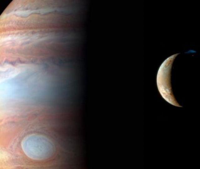 Jupiter Y Su Luna Io