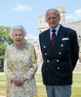Buckingham Palace Shares New Photo of Prince Philip and Queen Elizabeth II as Prince Philip Celebrates his 99th Birthday