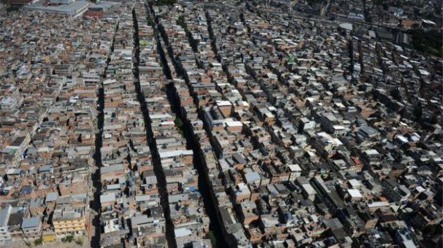 Favela da Maré