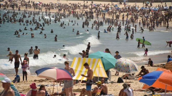 record-breaking heatwave