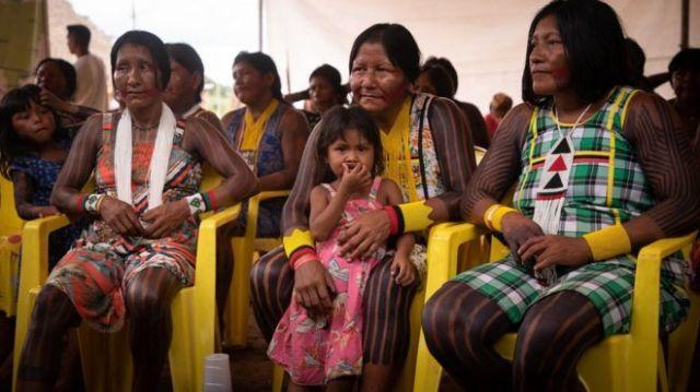 Femeile indigene