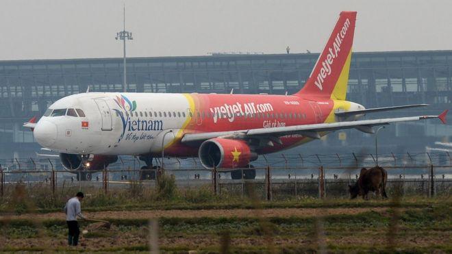 Hãng VietJet phát triển nhanh trong mấy năm qua nhờ tầng lớp trung lưu tăng mạnh ở Việt Nam