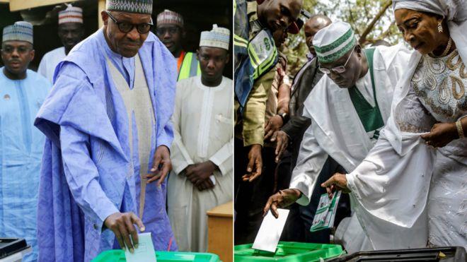 Image result for Atiku's Tribunal Case Against Buhari's Election Begins