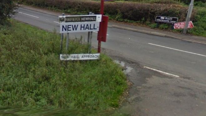 New Hall transgender prison