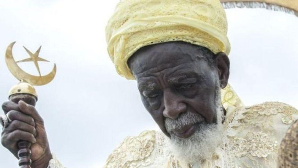 Sheekh Osman Sharubutu hadda wuxuu gaaray 100 sano