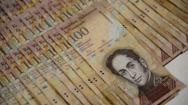 Tờ 100 bolivar