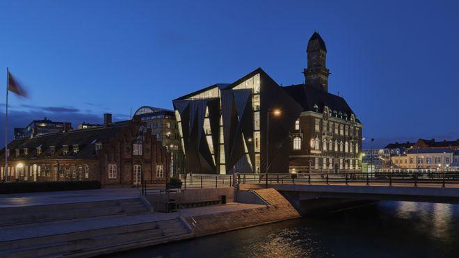 World Maritime University, Tornhuset by Terroir Pty Ltd